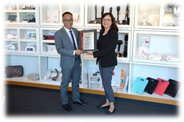 Partner of The Year 2015 Beurer