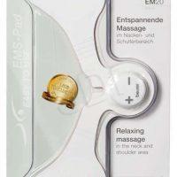Máy massage xung điện trị đau cổ vai gáy Beurer EM20
