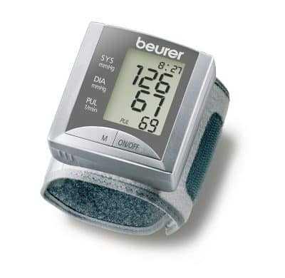 Máy đo huyết áp cổ tay Beurer BC20