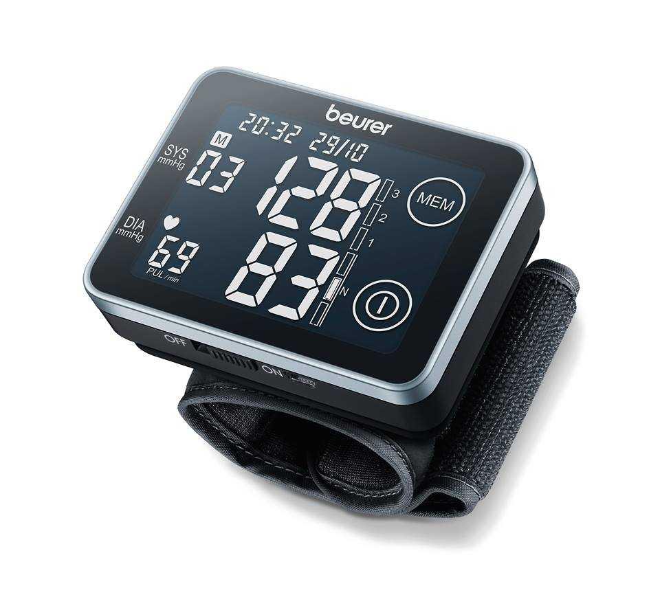 Máy đo huyết áp cổ tay BC58