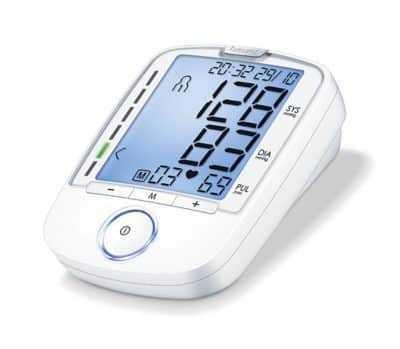 Máy đo huyết áp bắp tay Beurer BM47