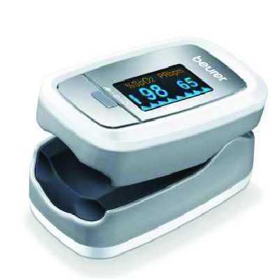 Máy-đo-nồng-độ-oxy-trong-máu-và-nhịp-tim-beurer-PO30
