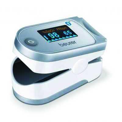 Máy-đo-nồng-độ-oxy-trong-máu-và-nhịp-tim-beurer-PO60