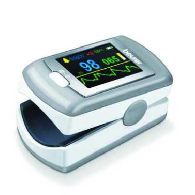 Máy-đo-nồng-độ-oxy-trong-máu-và-nhịp-tim-beurer-PO80